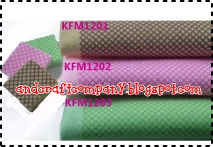 flanel motif wafer