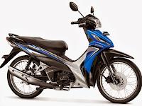 Pilihan Warna Honda Revo Injeksi
