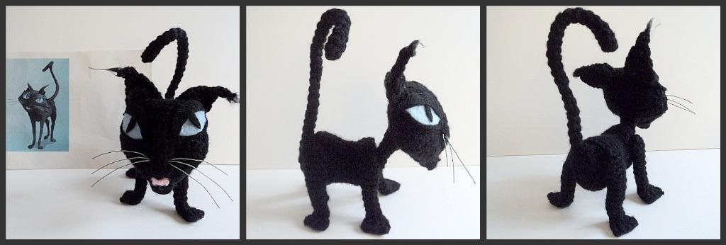 2000 Free Amigurumi Patterns Crochet Coraline Inspired Cat Pattern
