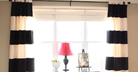 Mujer virtuosa 12 formas creativas de decorar un for Cortinas para departamentos pequenos