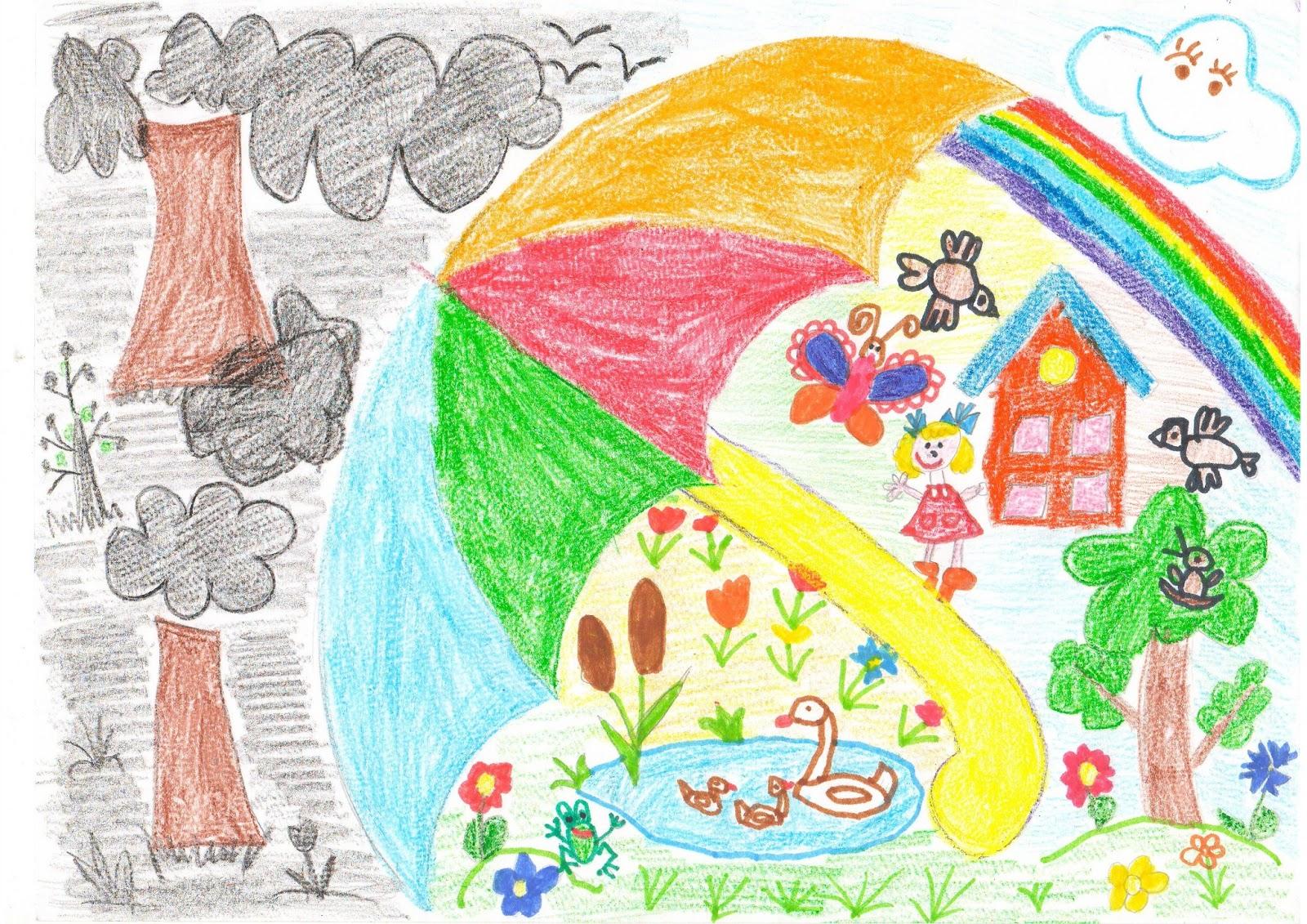 Картинки по запросу Конкурс рисунков «Здоровье глазами детей»