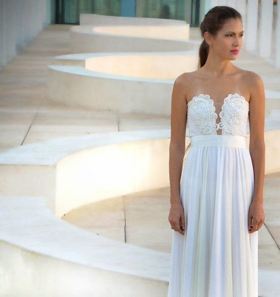 Strapless Wedding Dress: Affordable Wedding Dresses - Strapless