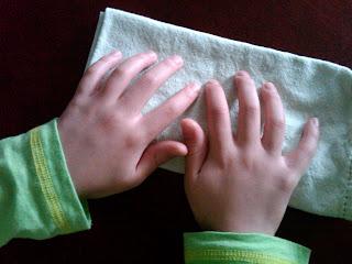 Little Hands Make Fun Work