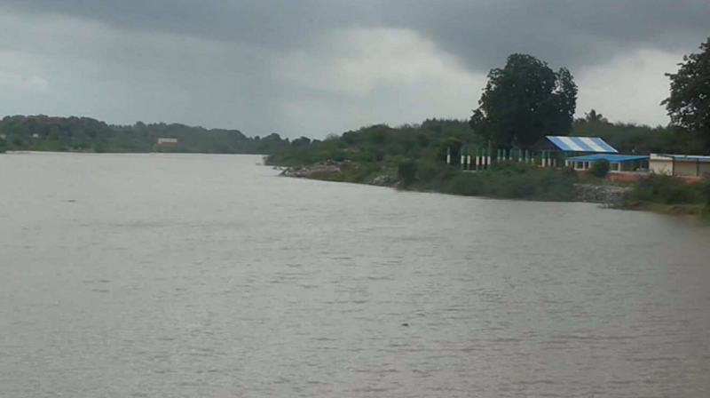 poondi dam The main kortalaiyar river flows into poondi reservoir  from the poondi  reservoir, enters into the chennai metropolitan area, and joins the.