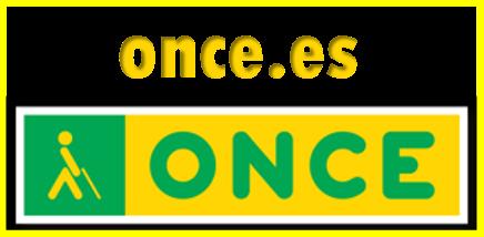 Web de la ONCE y JUEGOSONCE