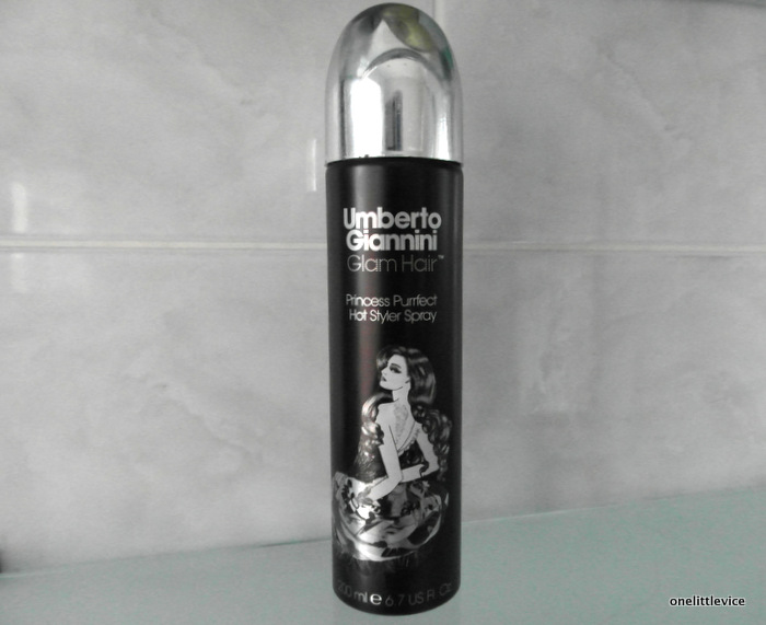 One Little Vice Beauty Blog: hair styling product for long lasting defined curls