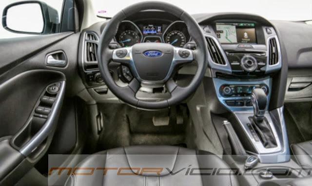Novo Ford Focus Sedan 2014 - painel