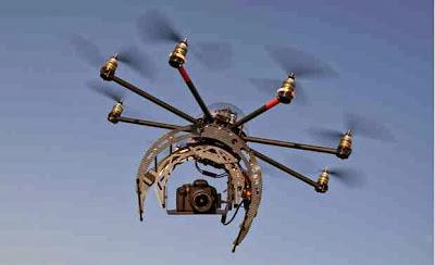 Drone o aeromobile a pilotaggio remoto