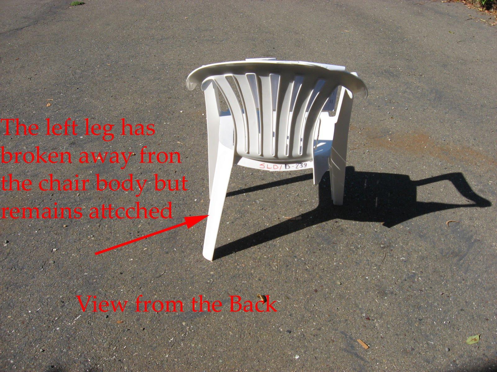 Read Consulting Failure Analysis Chair Failure Analysis Plastic