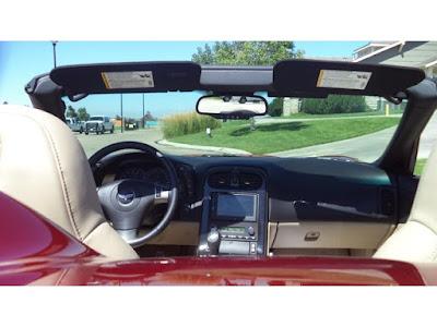 2008 Chevrolet Corvette at Purifoy Chevrolet