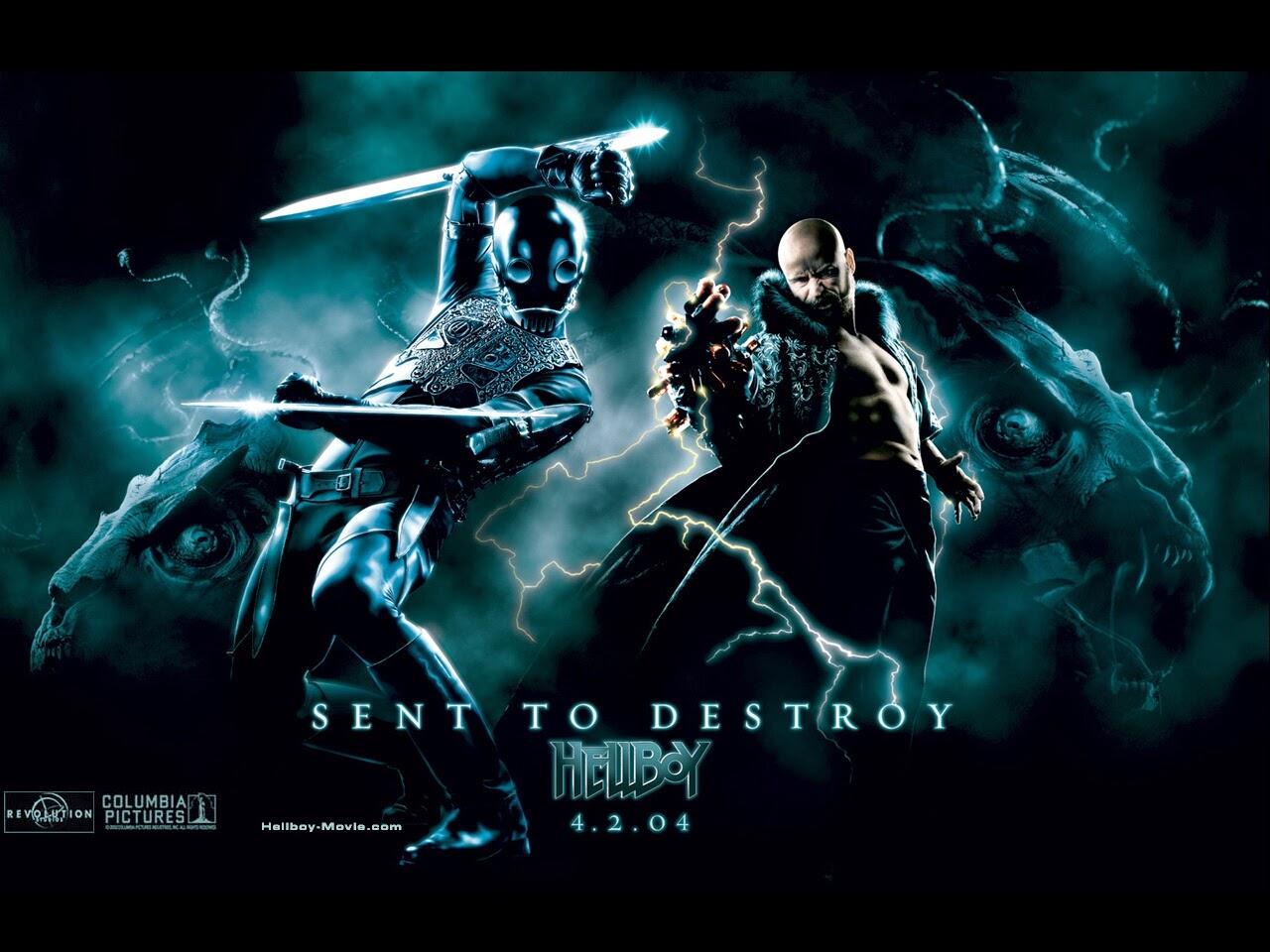 Hell-Boy (2004) English Full Movie *Blu-Ray* ~ IMoviez