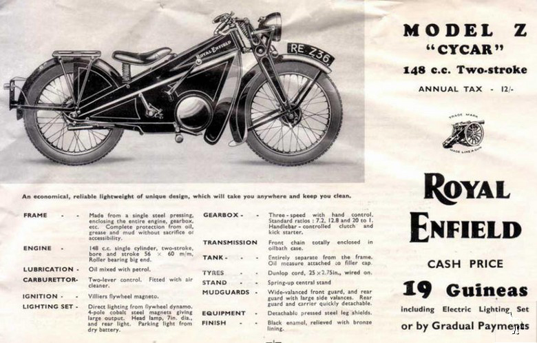 royal enfield annual report