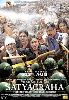 Satyagraha (2013) Movie Poster