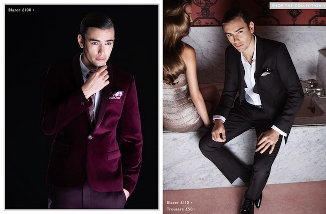 Mens fashion Christmas 2012