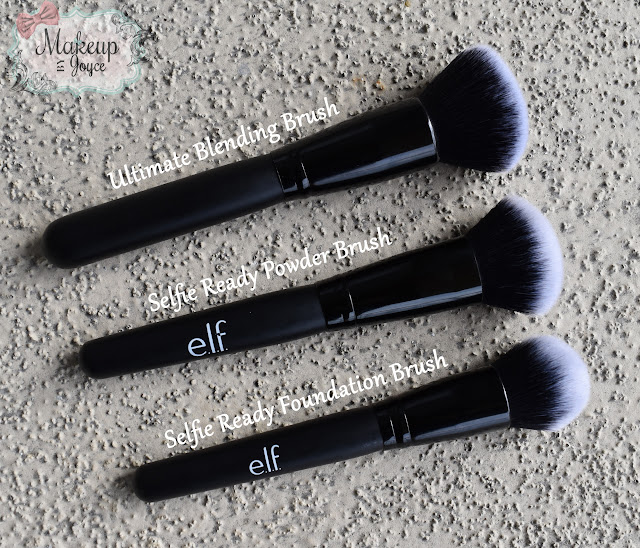 ELF Selfie Ready Collection review