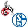 Live Stream FC Köln - FC Schalke 04