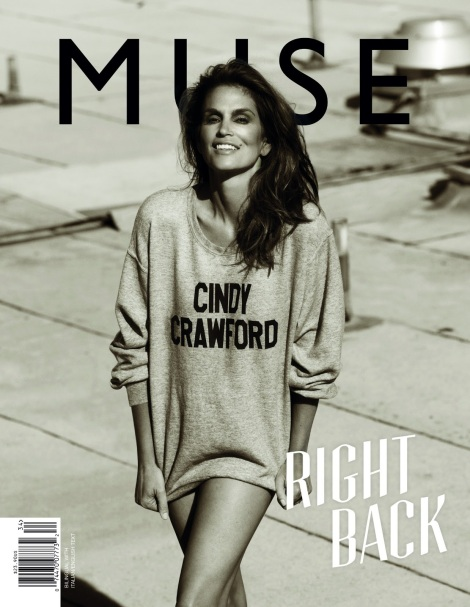 Cindy Crawford for Muse Magazine No.34