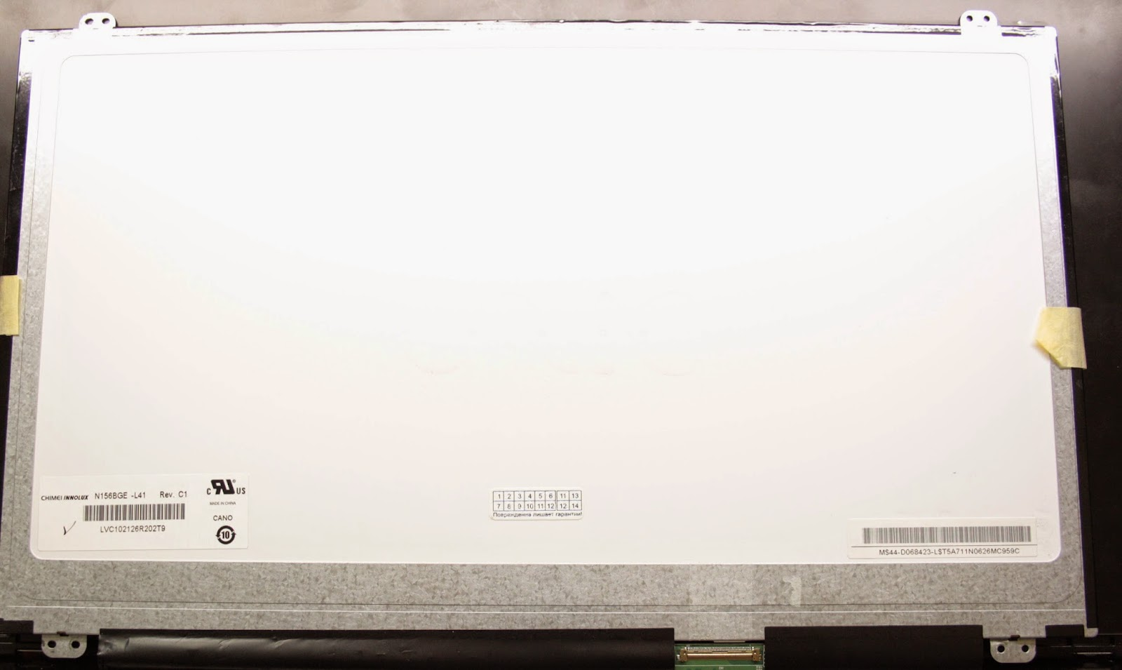 N156BGE-L41 LCD Screen