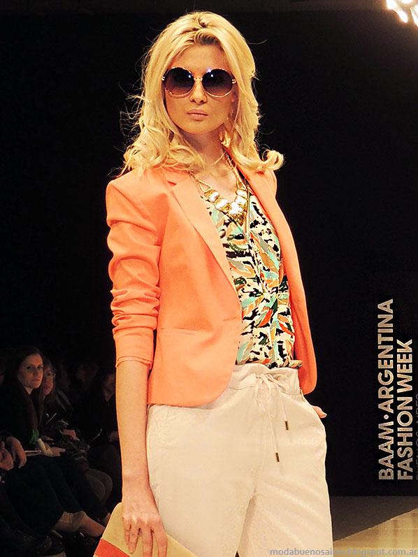 Markova primavera verano 2014. Moda 2014.