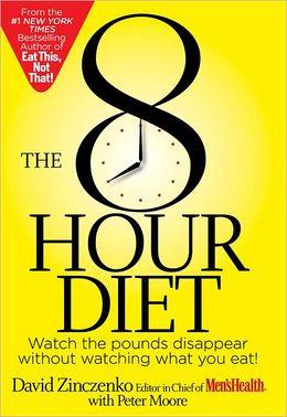 Adelgazar: Libro la Dieta de las 8 Horas