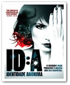 Download ID:A Identidade Anônima RMVB Dublado + AVI Dual Áudio DVDRip + Torrent