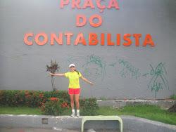Treino na Praça do Contabilista - 28/04/2012