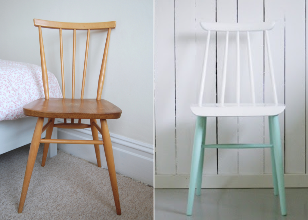 diy debate painted chairs sprunting a uk lifestyle blog