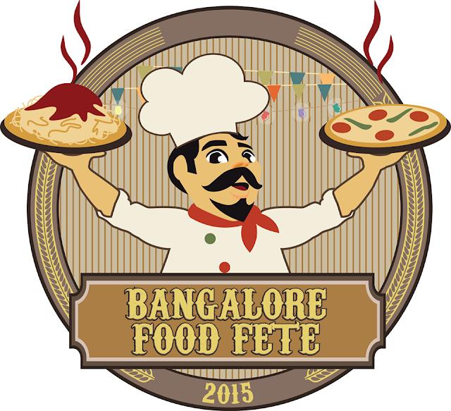 Bangalore Food Fete Logo