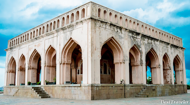 places to see in hyderabad