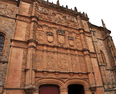 Plateresco purismo y herreriano tres estilos de la for La arquitectura en espana