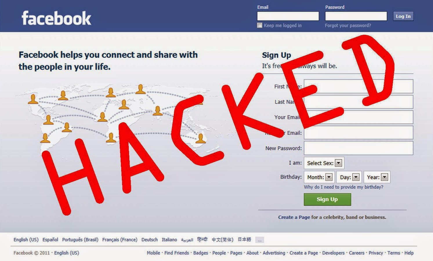 How To Hack Into Someone Facebook Account