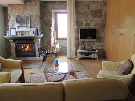 Casa Rústica T2 - Casa da Lage - Piscina privada