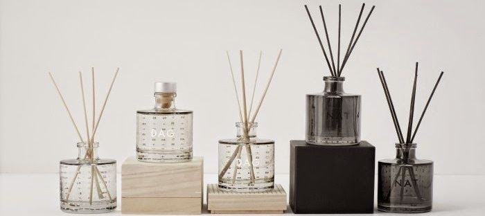 Rumduft_duftpinde_reed diffuser_nat_dag @House of Bæk & Kvist