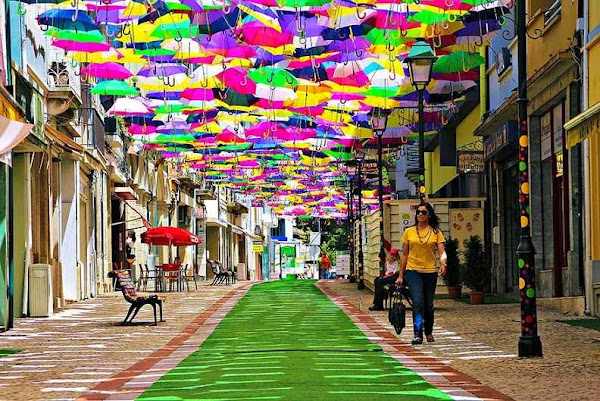 The Ágitagueda Art Festival (Portugal)
