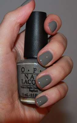 suzi takes the wheel OPI test swatch blog avis