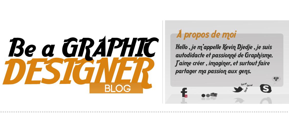 Be a Graphic Designer