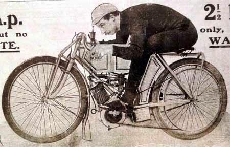 gambar motor tahun 1920 an