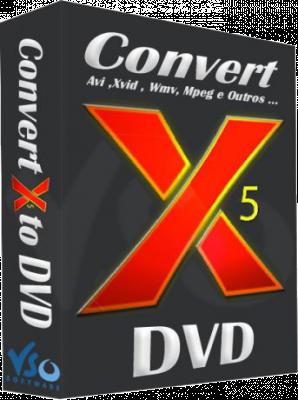 VSO ConvertXtoDVD 5.2.0.39