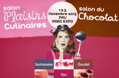 Salon Plaisirs Culinaires et chocolat 2013 de pau