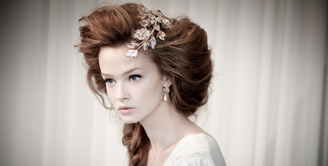 Bridal Hair Accessories Za : Breath taking bridal accessories by karen wolf belle the