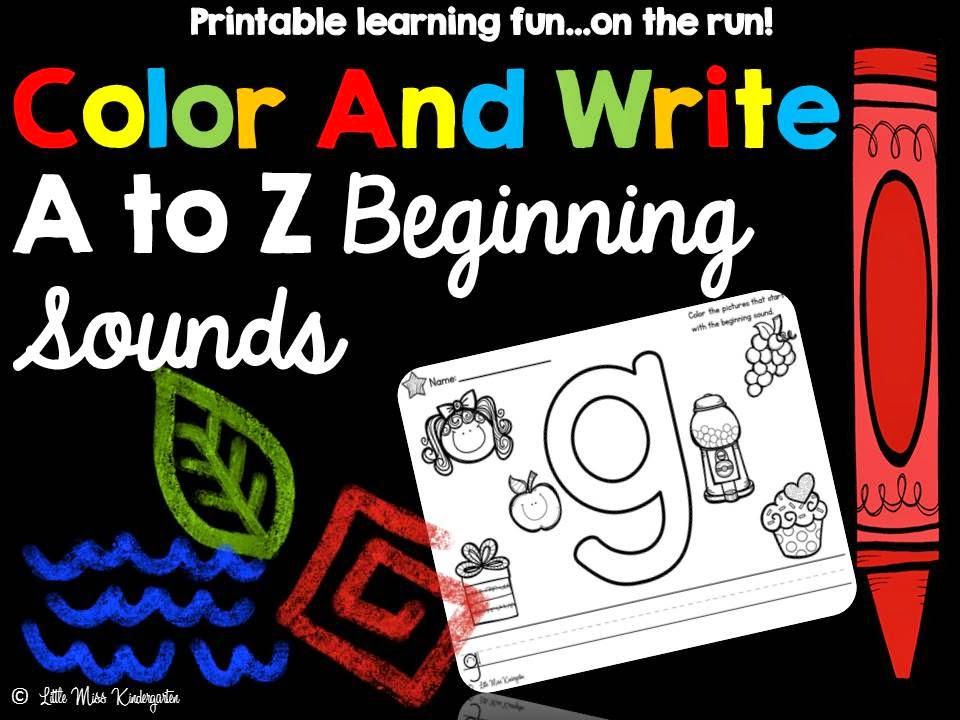 http://www.teacherspayteachers.com/Product/Color-And-Write-Beginning-Sounds-1391477
