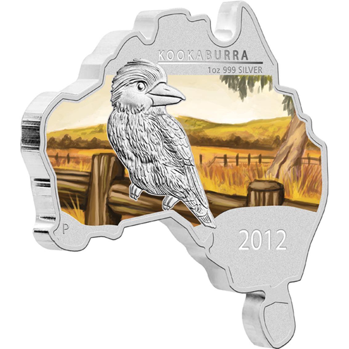Australian kookaburra coin - photo#23