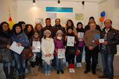 Foto della Premiazione del progetto Pescarello 2012