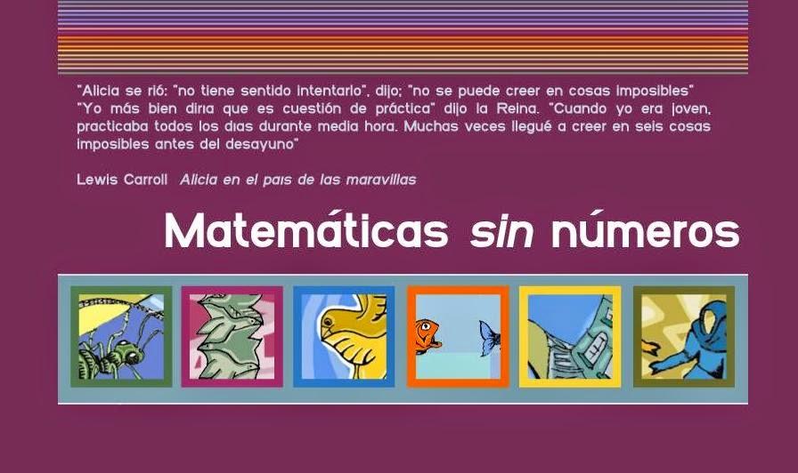 Matemáticas sin Nümeros