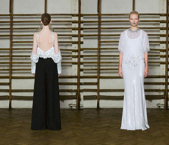 Givenchy alta costura primavera verano 2012