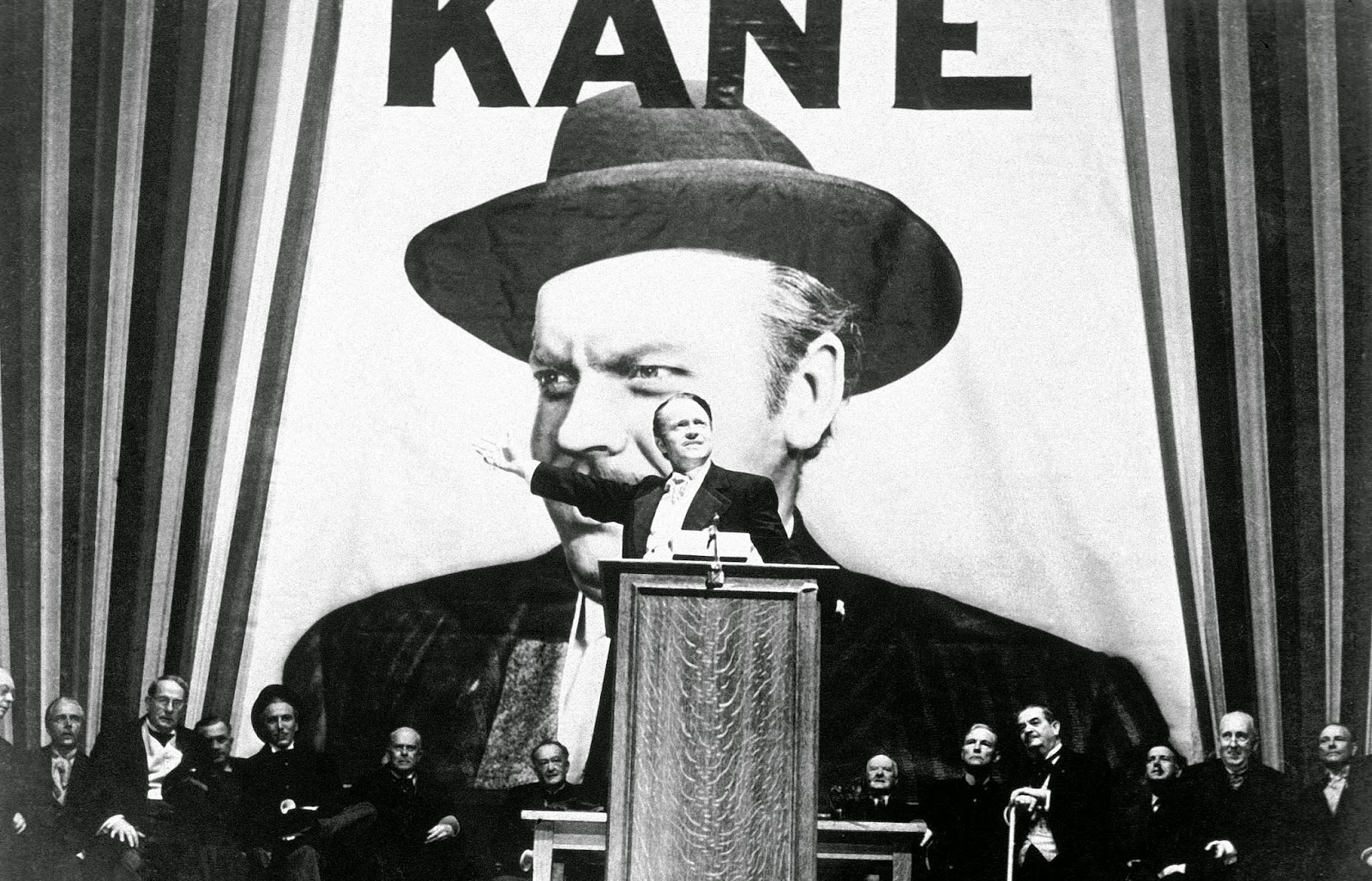 Citizen Kane: Narrative Style and Kane's Character