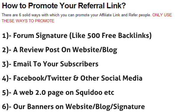 how to get backlink for free