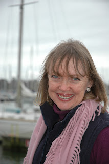 Author and Bible Society speaker Sophie Neville