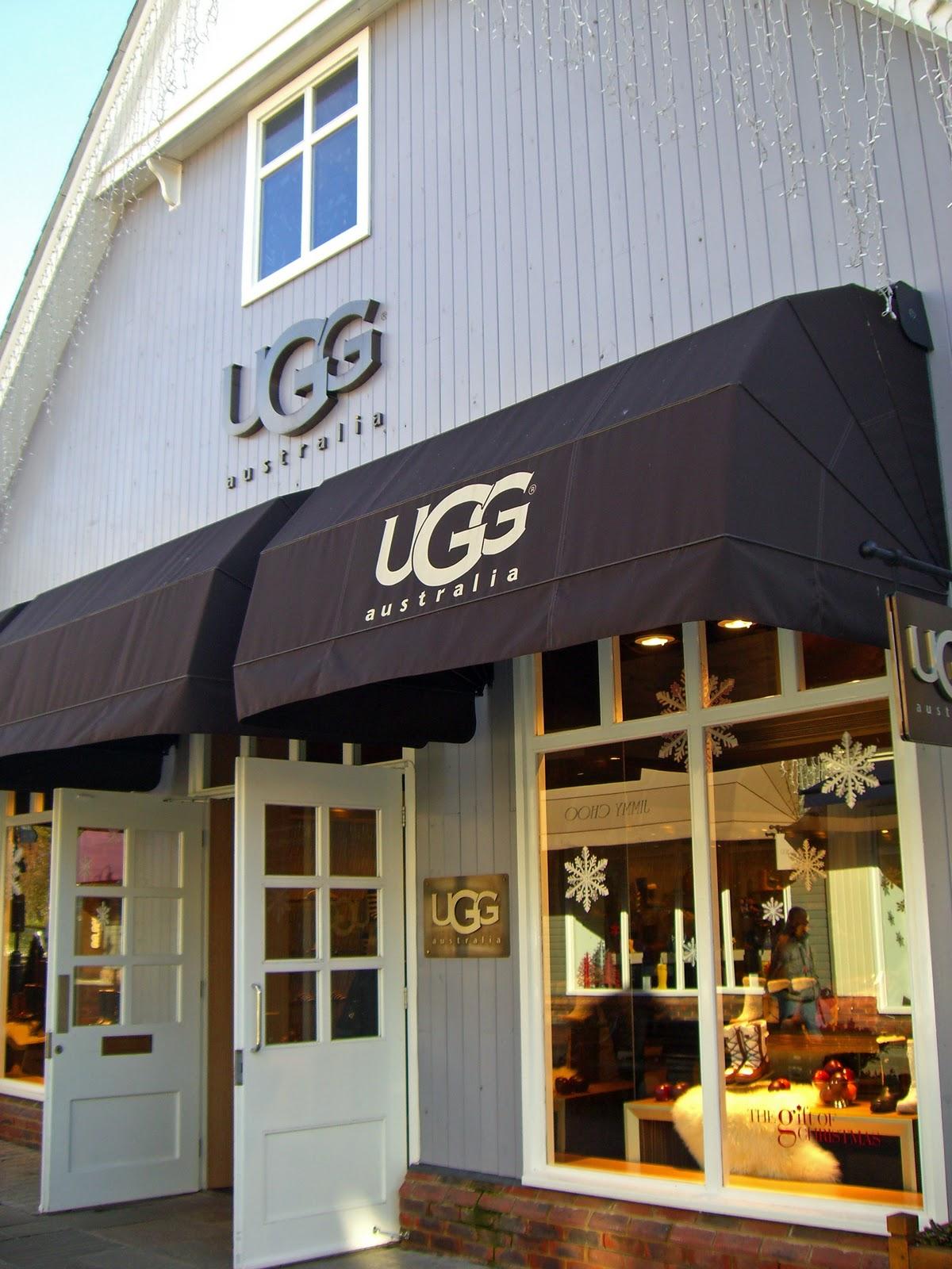 ugg outlet shop