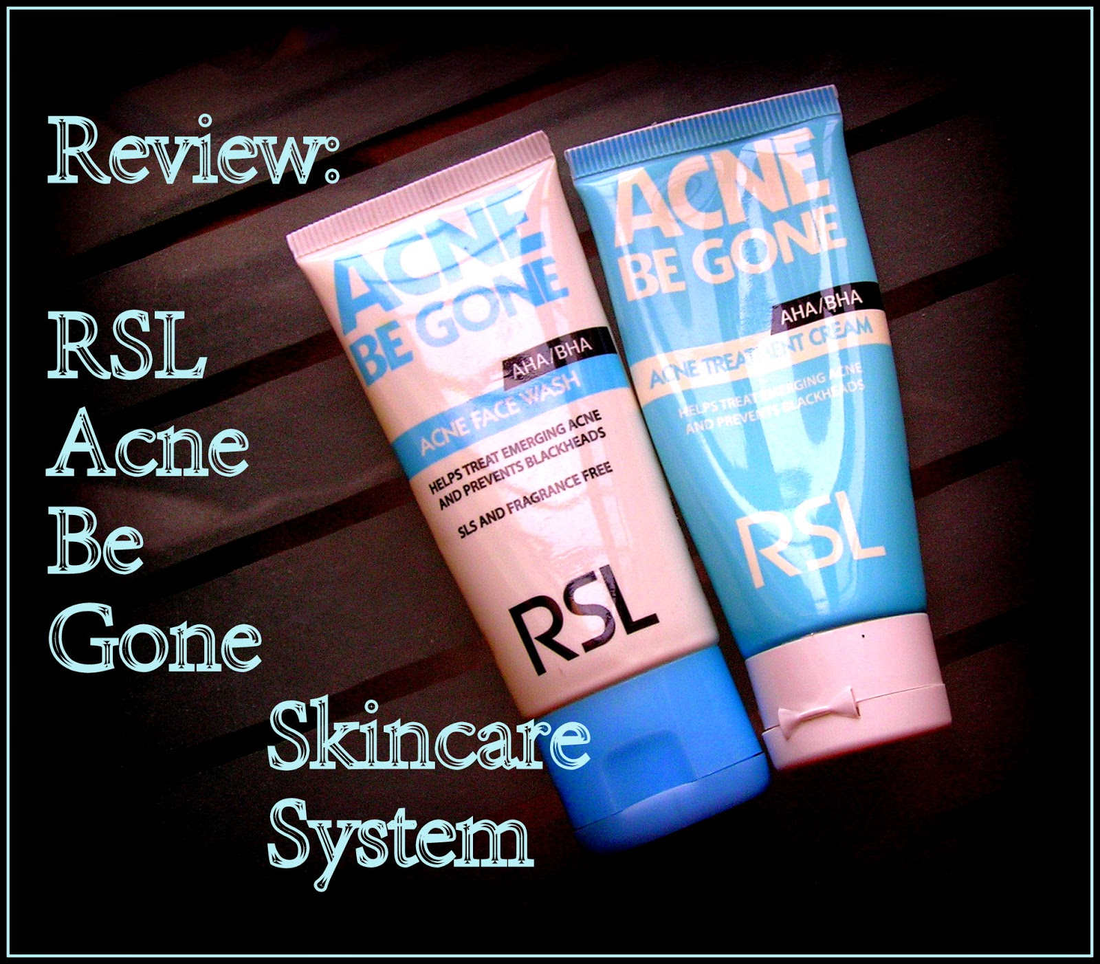 RSL Acne Be Gone Skincare System